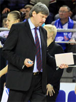 Alfredas Vainauskas basketball