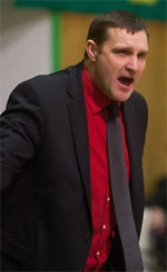 Rytis Vaisvila basketball