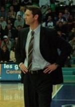 Jurgen Van Meerbeeck basketball