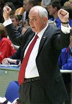 Zoran Visic basketball