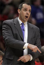 Frank Vogel basketball