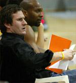 Gerald Vogler basketball