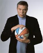 Alexander Volkov basketball