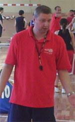 Muharem Vugdalic basketball