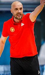 Darko Vujacic basketball