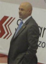 Toni Vujanic basketball