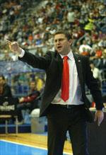Vlada Vukoicic basketball