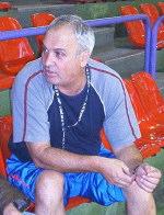 Mircea Vulc basketball