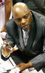 Keith Walker basketball