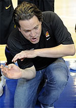 Bastian Wernthaler basketball