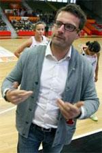 Romuald Yernaux basketball