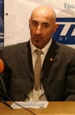 Panagiotis Yiannaras basketball