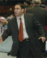 Cetin Yilmaz basketball