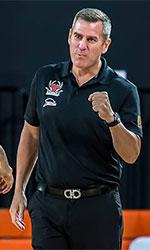 Kevin Yurkus basketball
