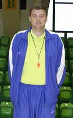 Sergei Zeludok basketball