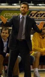 Vaggelis Ziagkos basketball