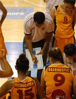 Antonio d'Albero basketball