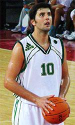 Dejan Bodiroga basketball
