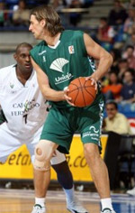 Sandro Nicevic basketball