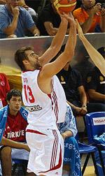 Mehmet Okur basketball