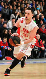 Eurobasket Summer League: Gries/Oberhoffen signs Aurelien Rigaux