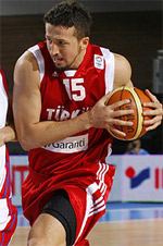 Hidayet Turkoglu basketball