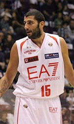 fc9552db8d27 China  Ioannis Bourousis led Zhejiang Guangsha Lions to an easy victory