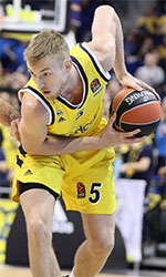 Niels Giffey Basketball Player Profile Alba Berlin Uconn News Bbl Stats Career Games Logs Best Awards Eurobasket