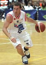 Brett Blizzard basketball