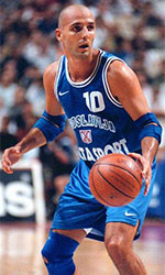 Aleksander Djordjevic basketball