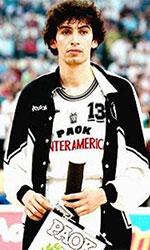 Panagiotis Fasoulas basketball