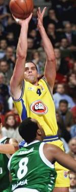 Nadav Henefeld basketball