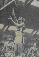 Harrie Kip basketball