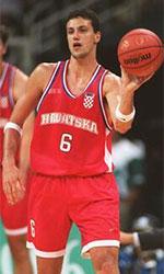 Arijan Komazec basketball