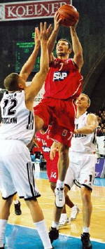 Nenad Markovic basketball