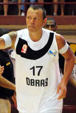 Hernan Montenegro basketball