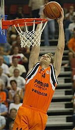 Fabricio Oberto basketball