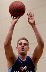 Joost Padberg basketball