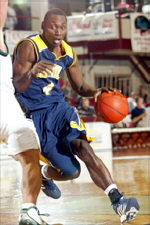 Mugabe Thomas basketball