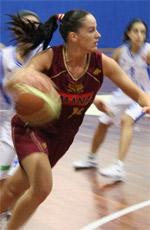 Aleksandra Vujovic action