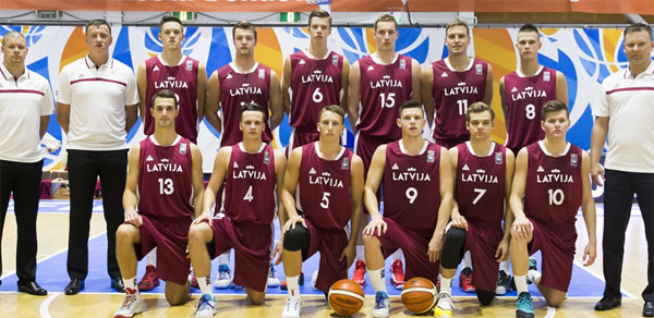 Of Latvian Women Basketball