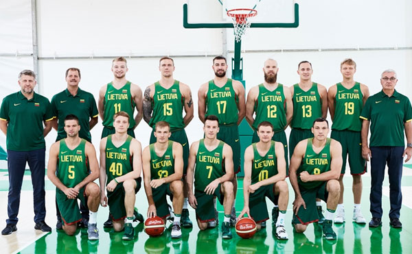 Lithuania National Team News, Rumors, Roster, Stats ...
