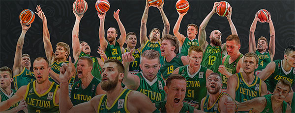 Lithuania National Team News, Rumors, Roster, Stats, Awards
