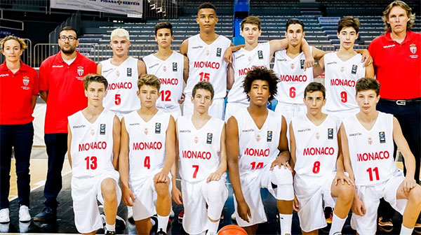 Monaco National Team News, Rumors, Roster, Stats, Awards - eurobasket
