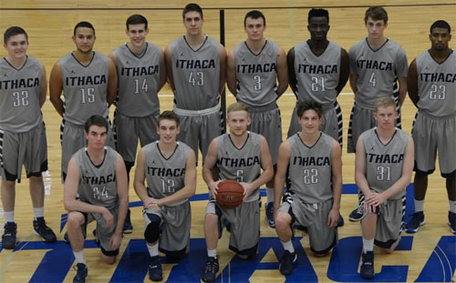 Ithaca college bombers ithaca ny basketball usbasket ithaca college 2015 16 publicscrutiny Choice Image