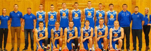 jurmala basketball
