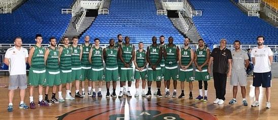 panathinaikos athen basketball