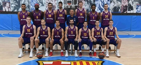 low priced 6e1d6 3eff3 FC Barcelona Lassa basketball, News, Roster, Rumors, Stats ...