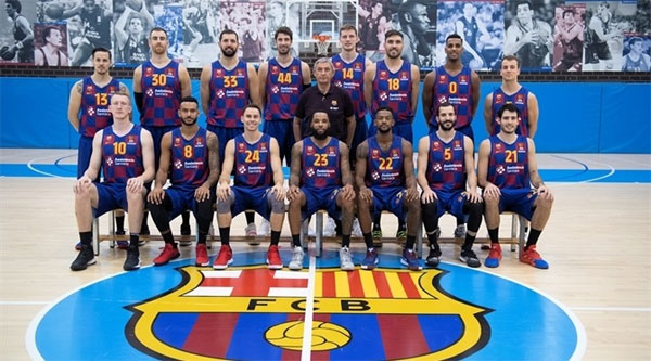 FC Barcelona Lassa basketball, News, Roster, Rumors, Stats, Awards ...
