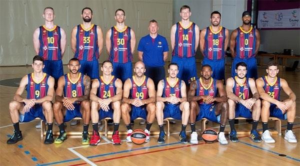 Fc Barcelona Lassa Basketball News Roster Rumors Stats Awards Transactions Details Eurobasket